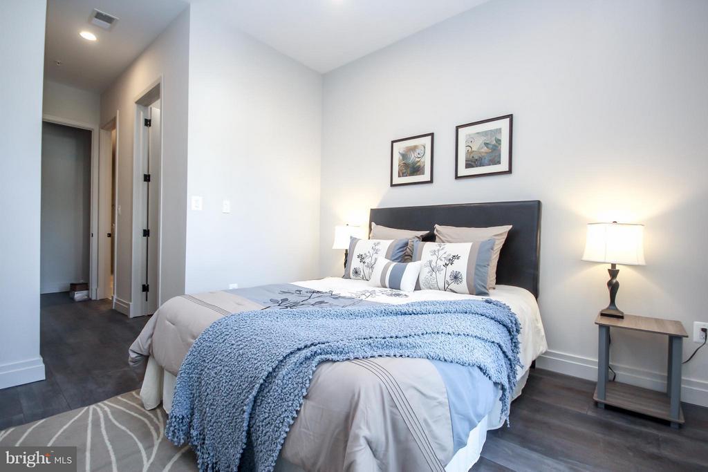 Bedroom (Master) - 3217 WARDER ST NW #1, WASHINGTON