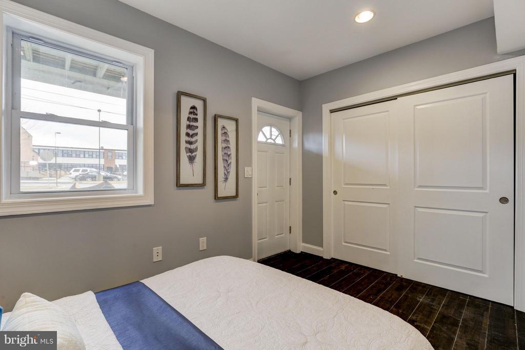 Bedroom (Master) - 1725 TRINIDAD AVE NE #4, WASHINGTON