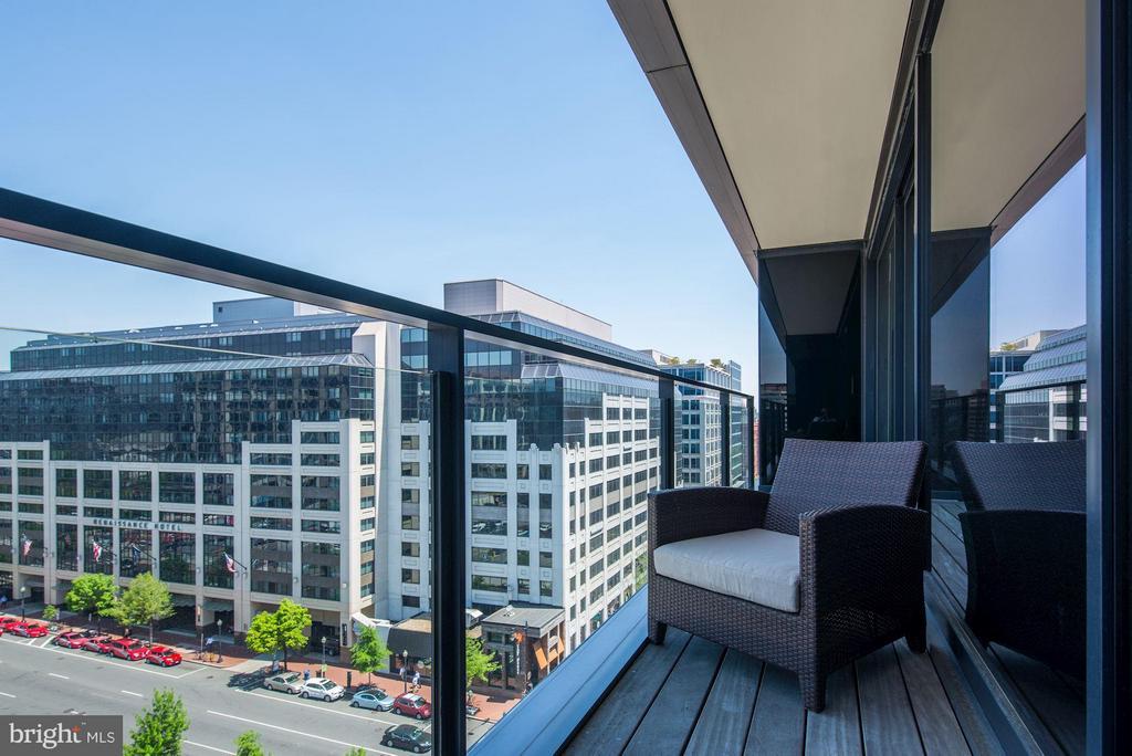 Balcony - 920 I ST NW #1006, WASHINGTON