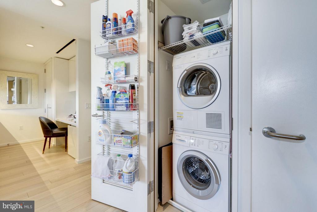 In Unit Laundry - 920 I ST NW #1006, WASHINGTON