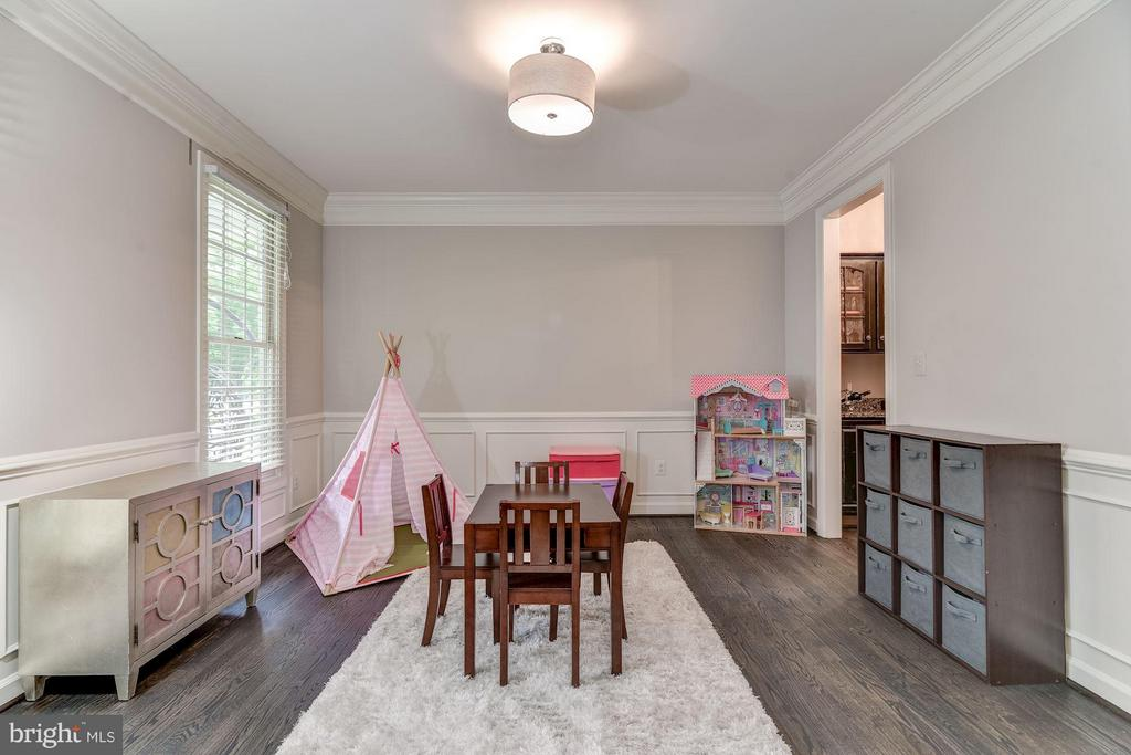 Can also be used as playroom on main level - 734 STILL CREEK LN, GAITHERSBURG