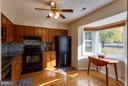 Updated table space kitchen - 9094 FLORIN WAY, UPPER MARLBORO