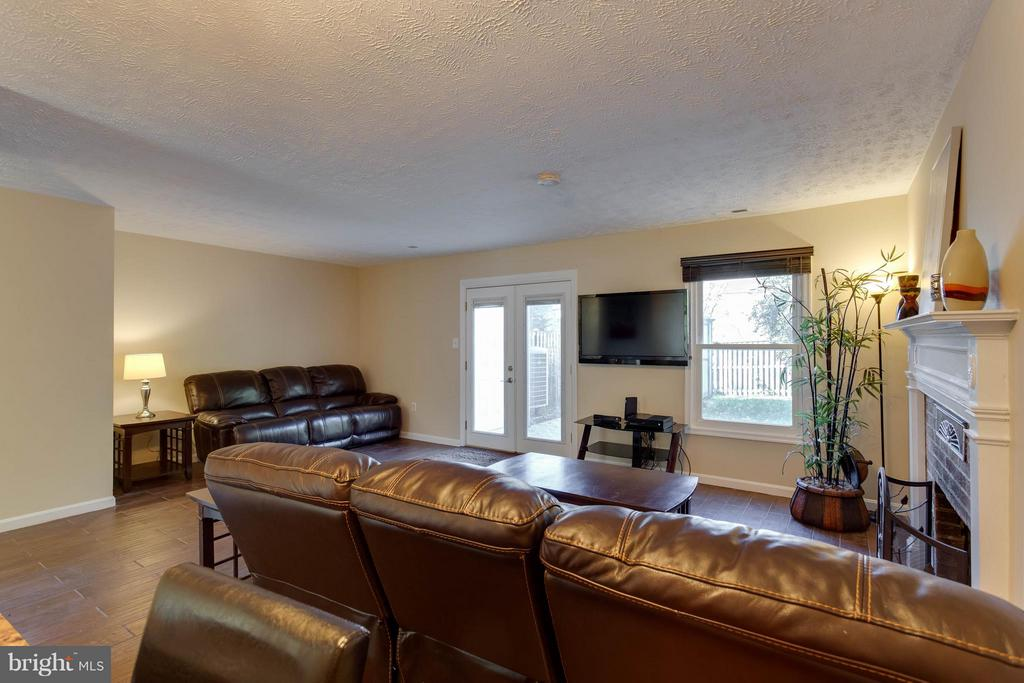 View from dining area to living room - 9094 FLORIN WAY, UPPER MARLBORO