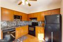 Updated kitchen - 9094 FLORIN WAY, UPPER MARLBORO