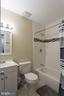 Newly renovated hall bath - 9094 FLORIN WAY, UPPER MARLBORO