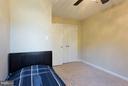 Third bedroom - 9094 FLORIN WAY, UPPER MARLBORO