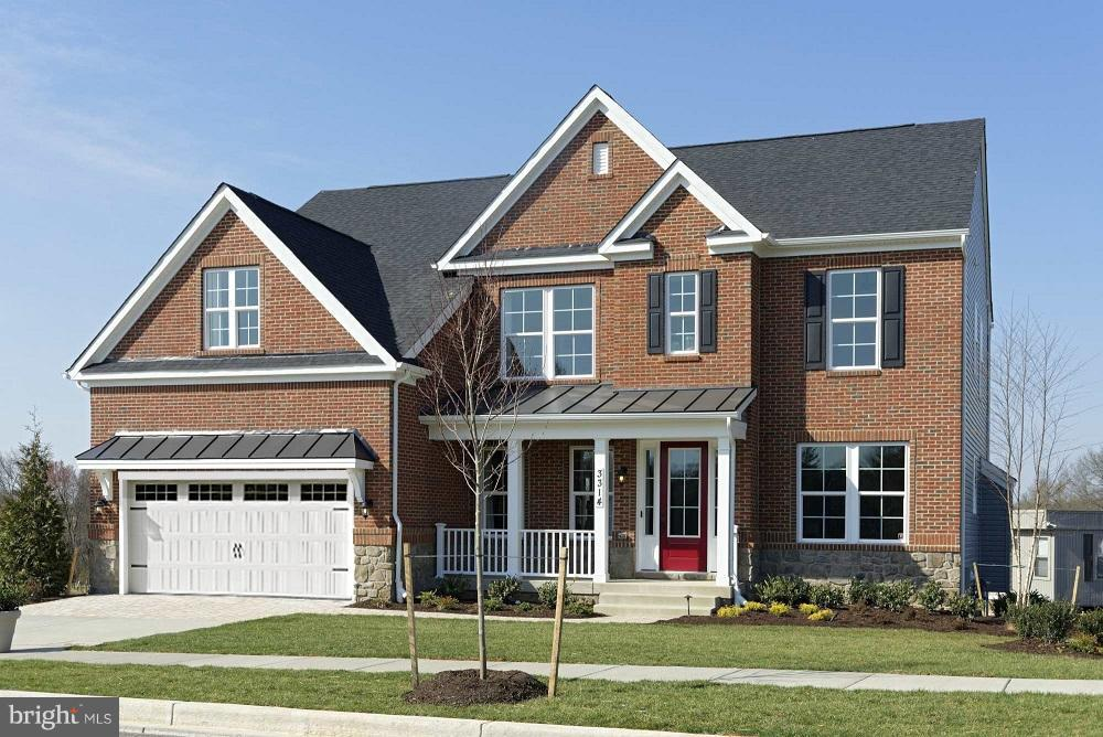 Photo of home for sale at 12541 Vincents Way, Clarksville MD