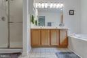 Bath (Master) - 4411 TORRENCE PL, WOODBRIDGE