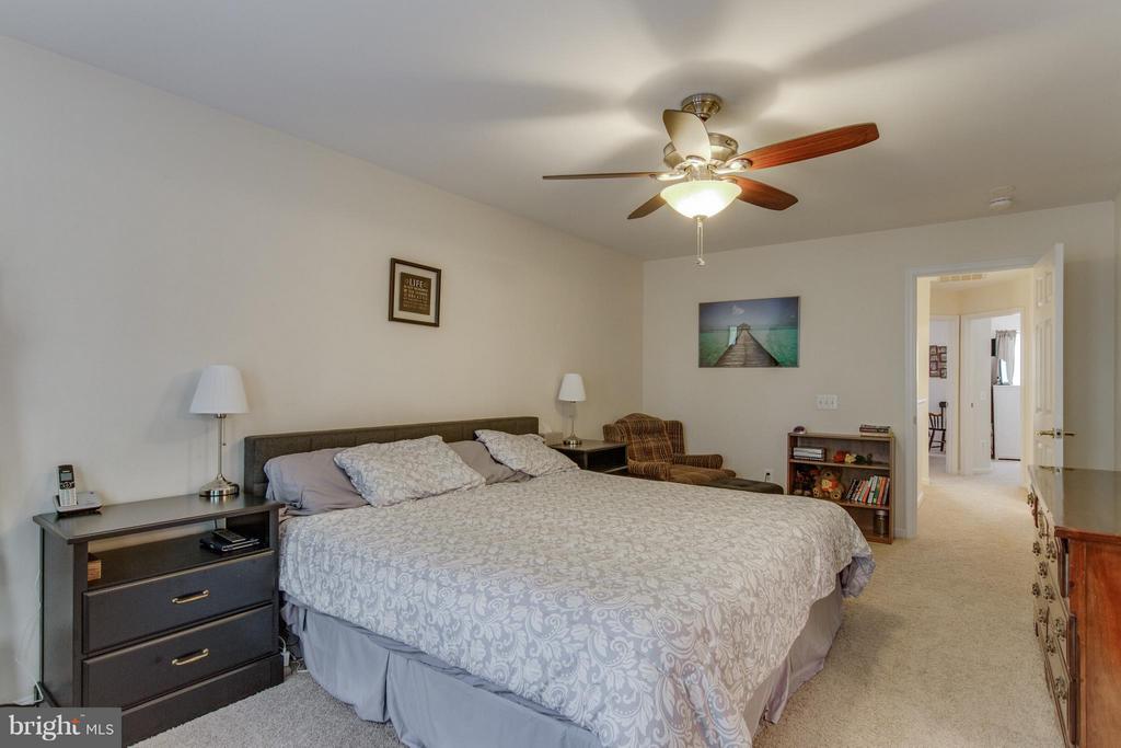 Bedroom (Master) - 4411 TORRENCE PL, WOODBRIDGE