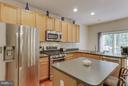 Kitchen - 4411 TORRENCE PL, WOODBRIDGE