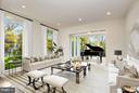 Living Room - 3006 UNIVERSITY TER NW, WASHINGTON