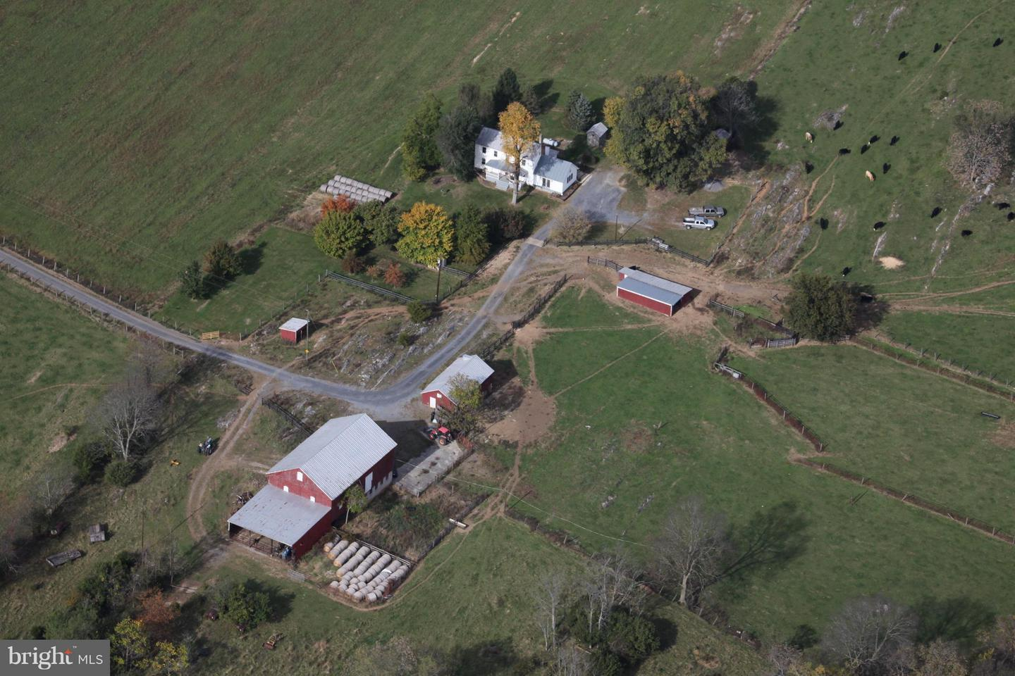 Farm for Sale at 603 Rest Church Rd Clear Brook, Virginia 22624 United States