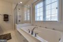 Bath (Master) - 920 AUGUSTINE DR, CULPEPER