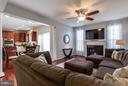 Family Room - 920 AUGUSTINE DR, CULPEPER