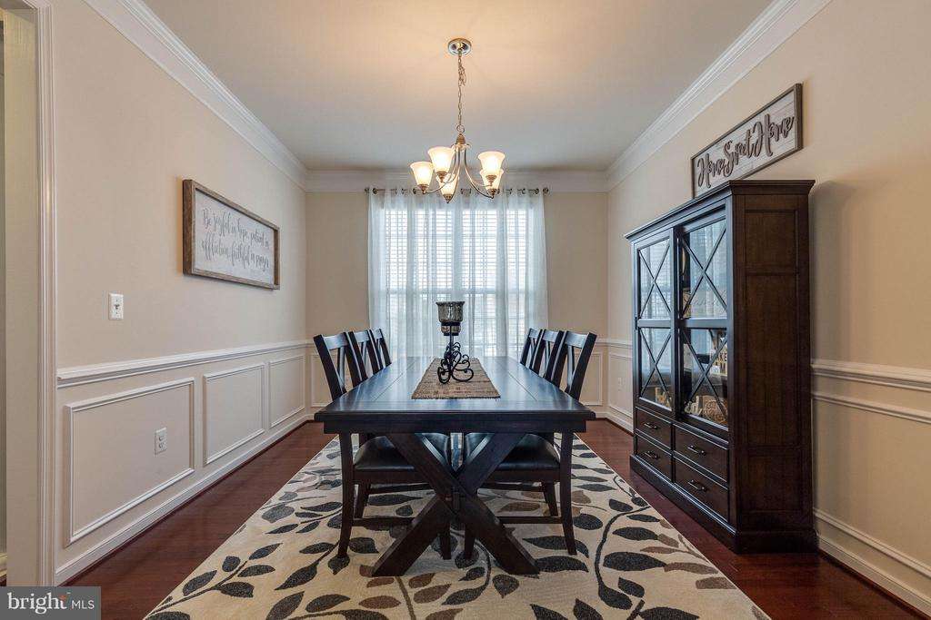 Dining Room - 920 AUGUSTINE DR, CULPEPER