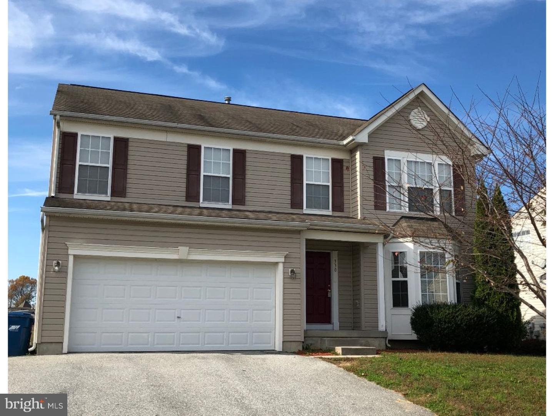Casa Unifamiliar por un Venta en 330 THEATER Lane Camden, Delaware 19934 Estados Unidos