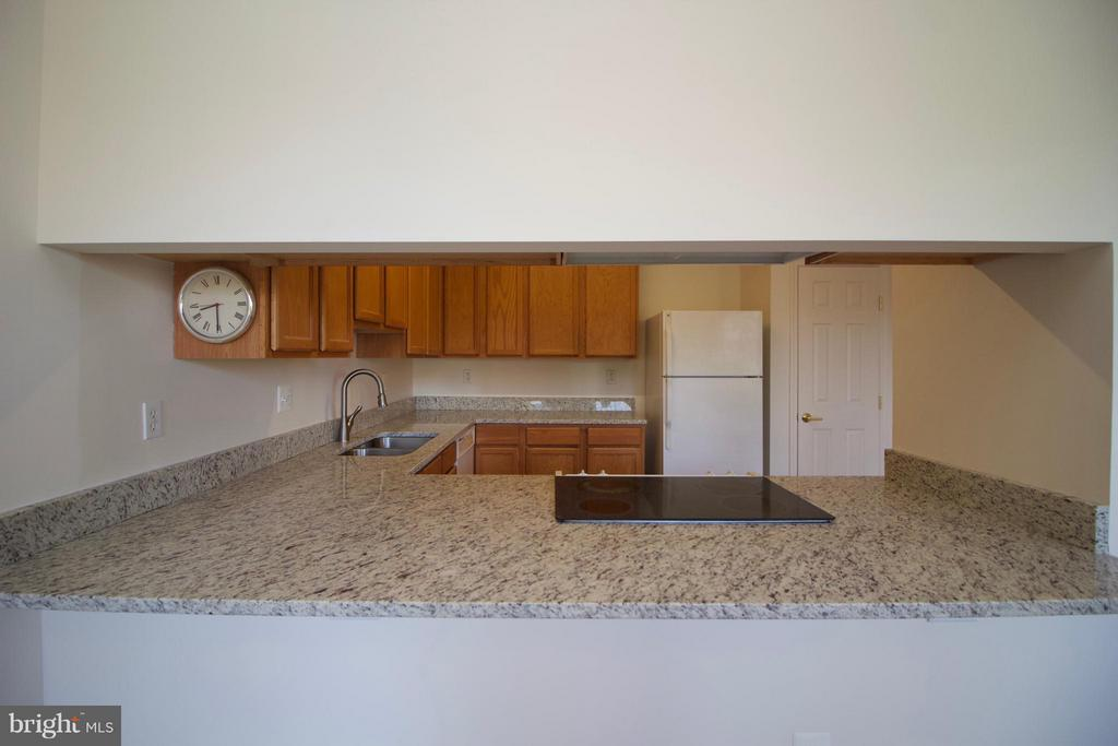 Kitchen - 1611 FAIRMOUNT AVE, BALTIMORE