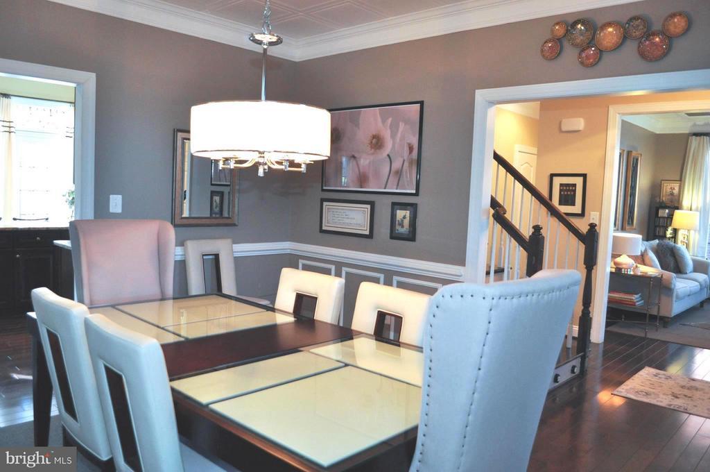 Dining Room - 6134 NEW HAMPSHIRE AVE NE, WASHINGTON