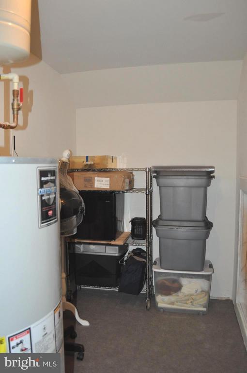 Storage space - 6134 NEW HAMPSHIRE AVE NE, WASHINGTON