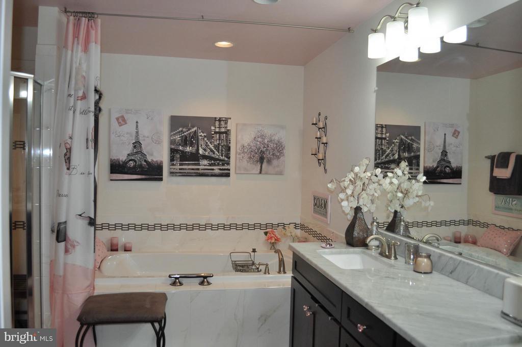 Bath (Master) - 6134 NEW HAMPSHIRE AVE NE, WASHINGTON