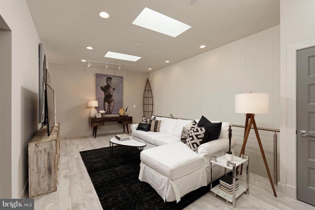 Second level den or home office. - 322 ADOLF CLUSS CT SE #N, WASHINGTON