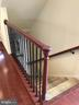 Stairs to lower level. - 6 SCARLET FLAX CT, STAFFORD