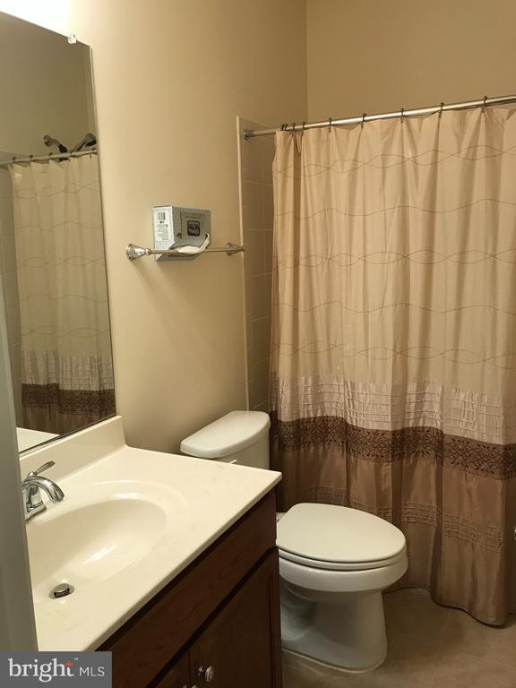 Full bath in Lower Level. - 6 SCARLET FLAX CT, STAFFORD