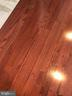 Wood Floors thought out main level - 6 SCARLET FLAX CT, STAFFORD