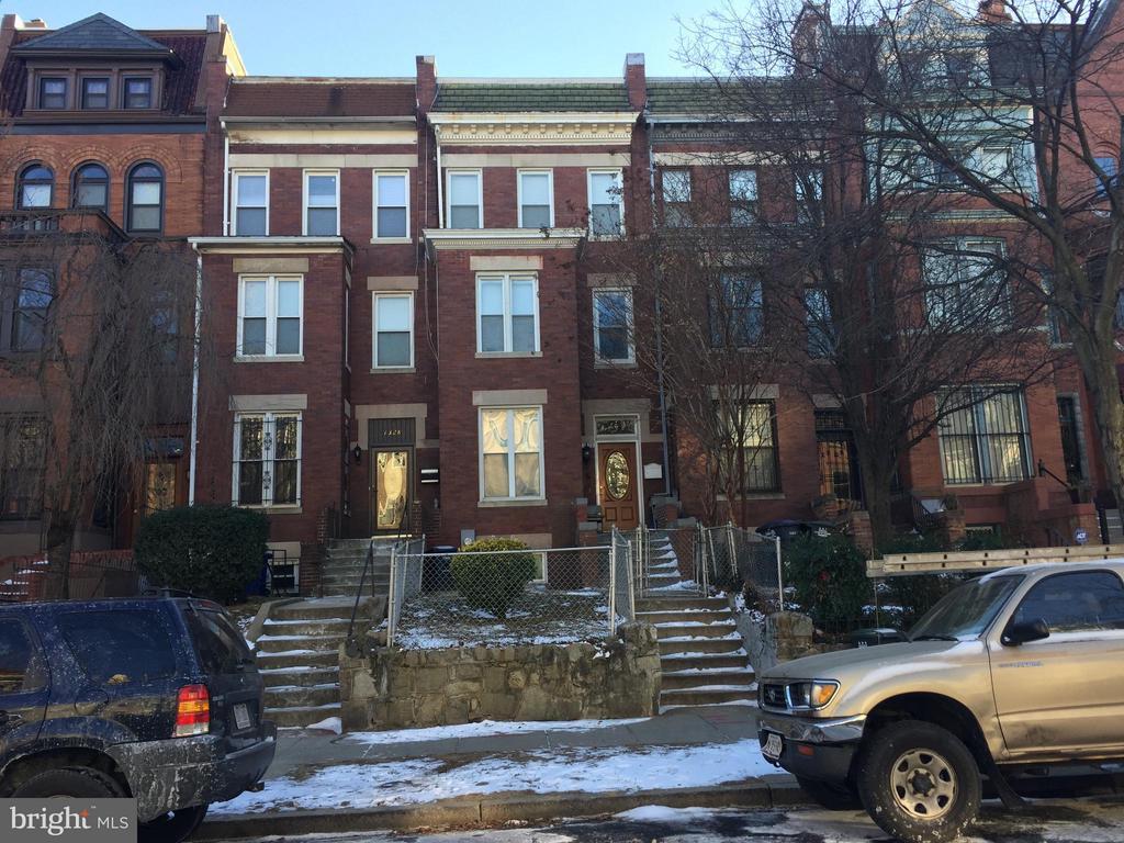 Exterior (General) - 1330 FAIRMONT ST NW, WASHINGTON