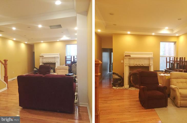 Family Room - 1330 FAIRMONT ST NW, WASHINGTON