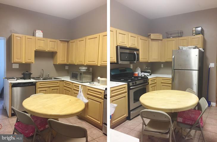 Kitchen - 1330 FAIRMONT ST NW, WASHINGTON