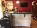 Bar area. - 6 SCARLET FLAX CT, STAFFORD