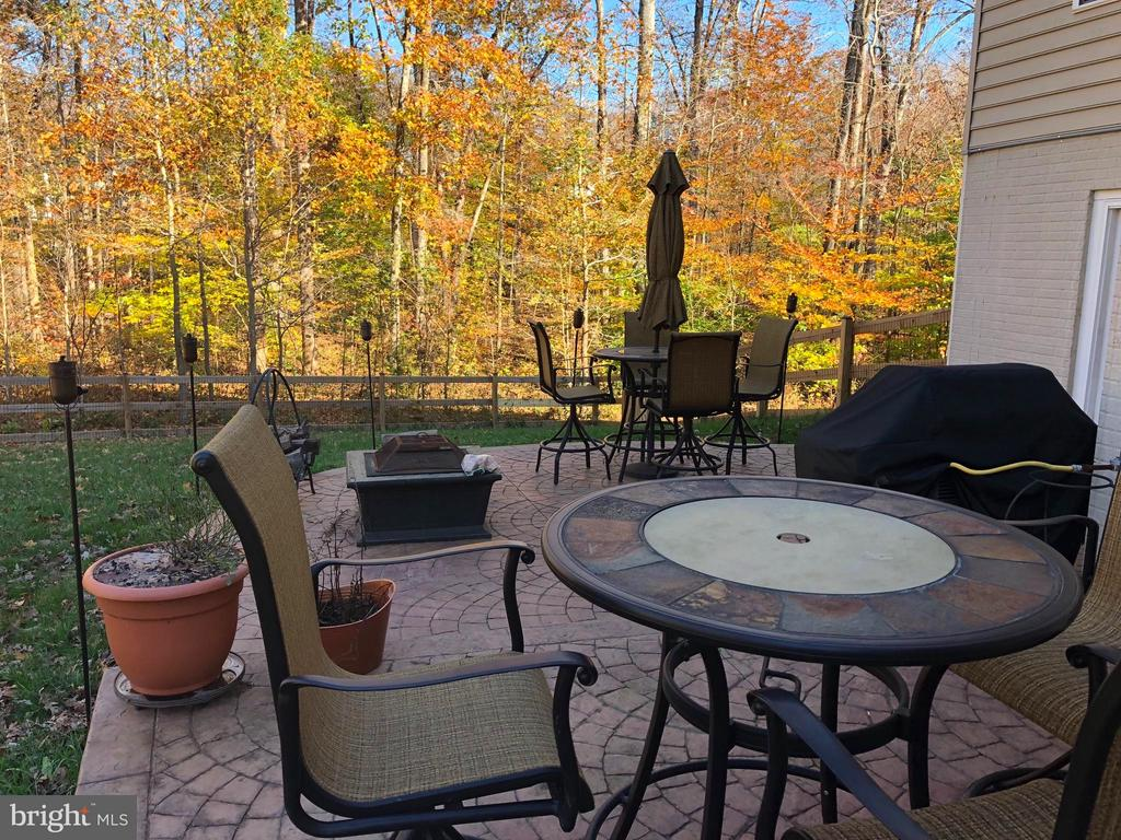Serene private family space.. - 6 SCARLET FLAX CT, STAFFORD