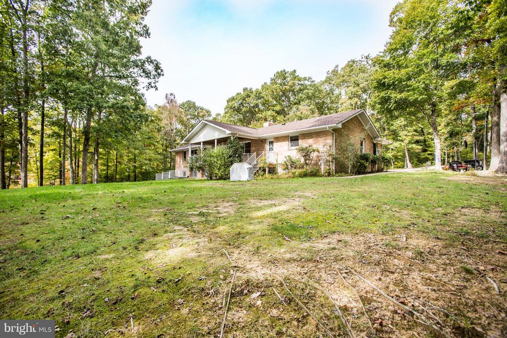 View - 4400 BRIGGS WAY, BUMPASS