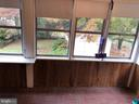 Screened and glassed in porch - 3921 LIVINGSTON ST, HYATTSVILLE