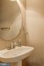 Powder Room - 15757 WIDEWATER DR, DUMFRIES