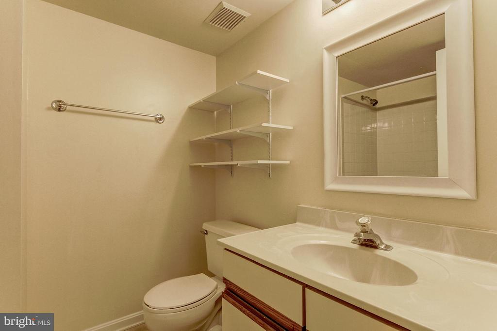 Basement 3rd Full Bath - 15757 WIDEWATER DR, DUMFRIES