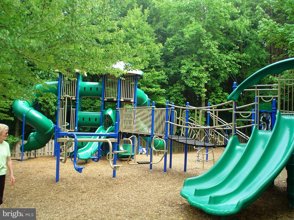 Community Tot lot/Playground - 15757 WIDEWATER DR, DUMFRIES
