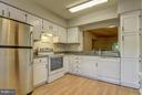Kitchen - 15757 WIDEWATER DR, DUMFRIES