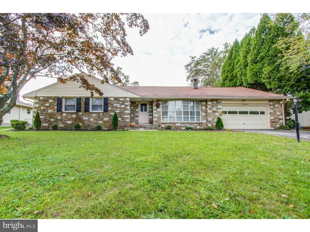 217  HILL AVENUE, Horsham in MONTGOMERY County, PA 19044 Home for Sale