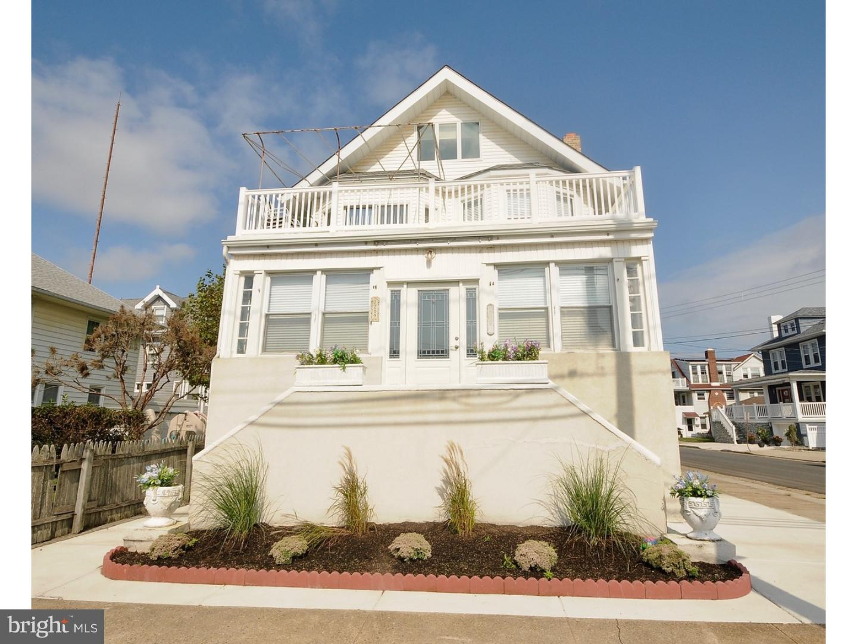 Single Family Home for Sale at 7209 ATLANTIC Avenue Ventnor City, New Jersey 08406 United StatesMunicipality: Ventnor City