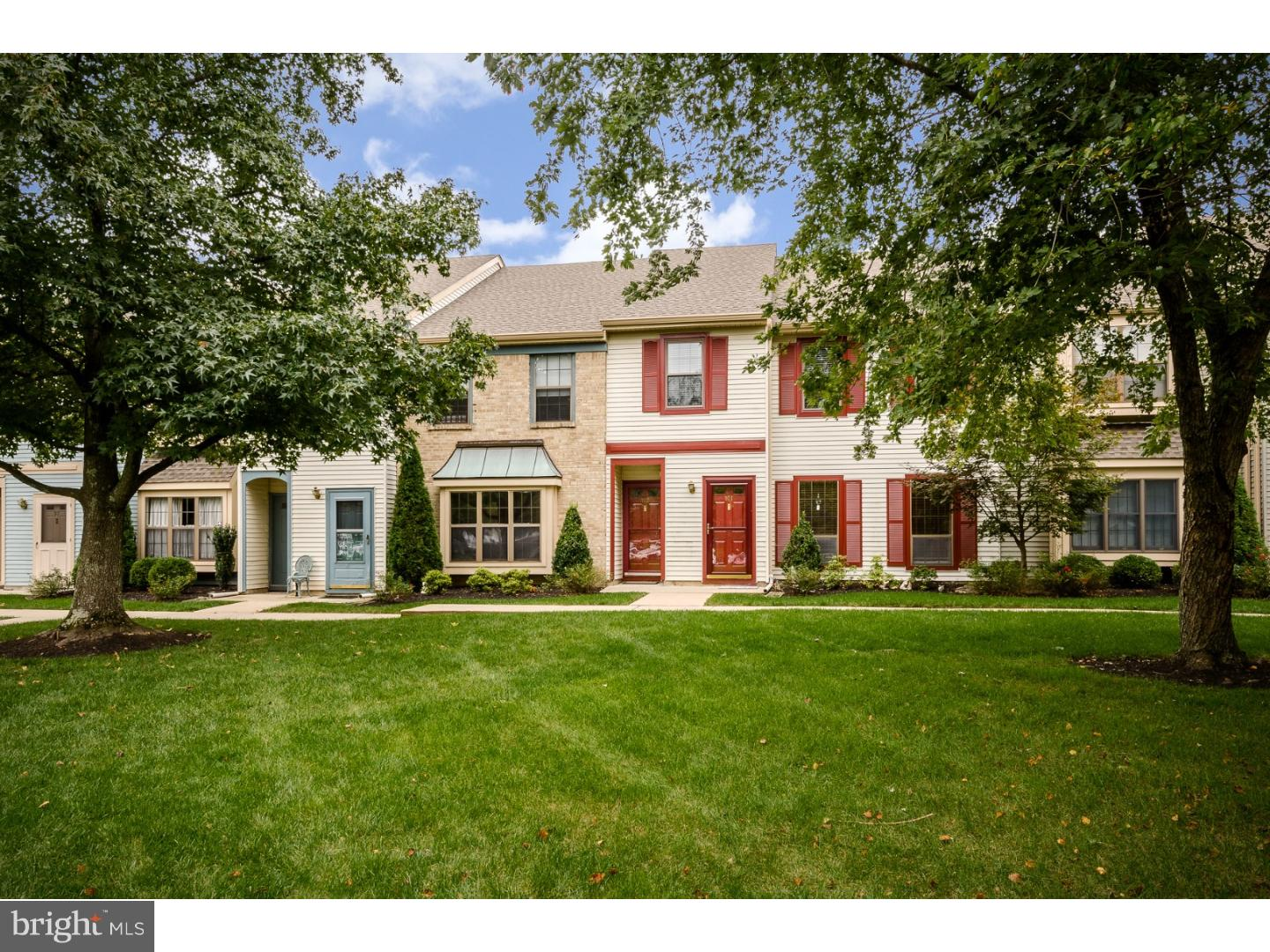 Photo of home for sale at 102 Wyndham Place, Robbinsville NJ