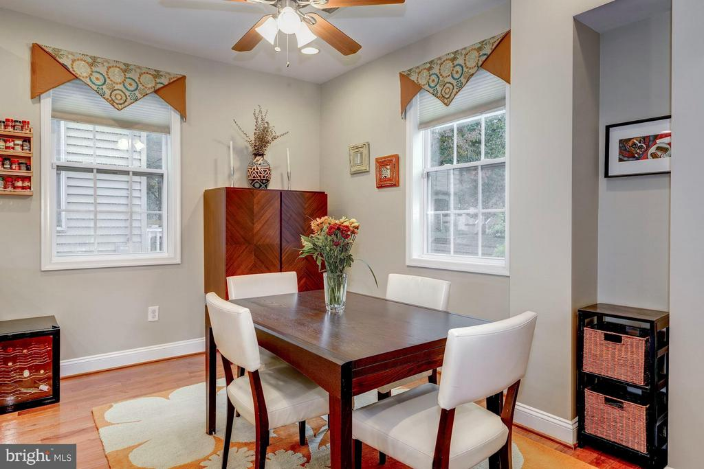 Dining Area - 1206 GALLATIN ST NW, WASHINGTON