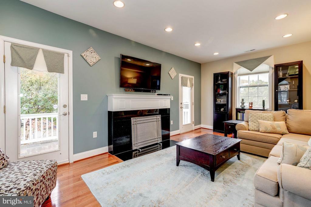 Living Room (1 of 2) - 1206 GALLATIN ST NW, WASHINGTON