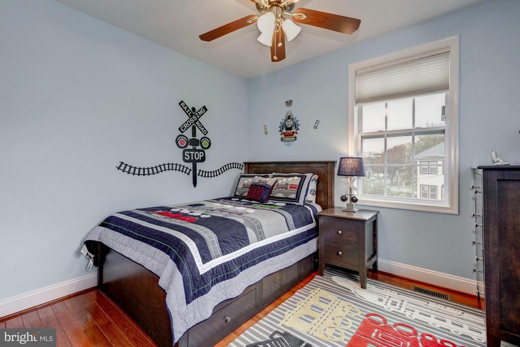 Bedroom #2 (1 of 2) - 1206 GALLATIN ST NW, WASHINGTON