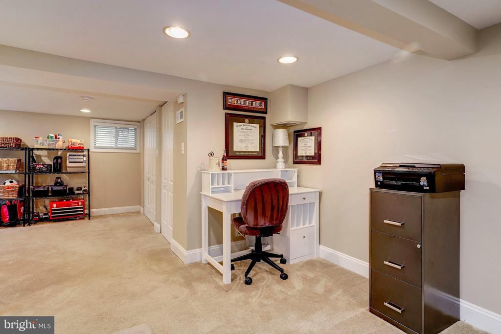 Recreation Room (3 of 3) - 1206 GALLATIN ST NW, WASHINGTON