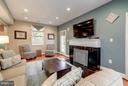 Living Room (2 of 2) - 1206 GALLATIN ST NW, WASHINGTON