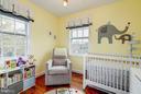 Bedroom #3 - 1206 GALLATIN ST NW, WASHINGTON