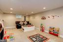 Recreation Room (2 of 3) - 1206 GALLATIN ST NW, WASHINGTON