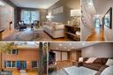 Huge town home with a fabulous interior! - 6018 WATERBURY CT, SPRINGFIELD